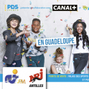 971 - 07/05 - Kids United, Le Retour @ Palais des Sports du Gosier