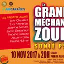 972 - GRAND MECHANT ZOUK – SONJE PSE @ Stade Pierre Aliker