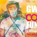 03/02 - Gwada Color Fun Run 2018 @ Gosier