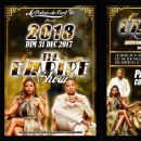 31/12 - The Empire Show @ Palais de Fort'Ile