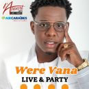 971 - 29/06 - WERE VANA LIVE & PARTY @ L'APPART971
