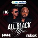 972 - 16/11 - Kickoff All Black Affair @ Domaine de l'Oasis