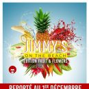 971- REPORTE AU 01/12/2018 - JIMMY'S ON THE BEACH @ Plage de l'Hotel Arawak