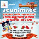 972 - 20/12 - 08H30 -  JEUNIMAGE - Spécial Noël Enchanté @ Grand Carbet