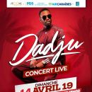 971 - 14/04 - Dadju @ Palais des Sports du Gosier