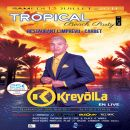 972 - 13/07 - LA TROPICALE BEACH PARTY @ Restaurant L'Imprevu