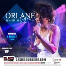 971 - 05/07/2019 - Orlane en Concert live @ Roof Top Casino du Gosier