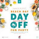 971 - 28/07/2019 - DAY OFF ed. Tropical Beach - Dress Code Blanc et Fruité Obligatoire @ La Cocoteraie