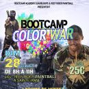 971 - 28/07 - BootCamp Color War @ Sainte Anne