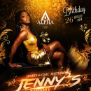 971 - 26/07 - Jenny's Night Sports & Chic Édition @ L'Alpha Club