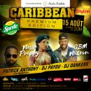 972 - 15/08 - Caribbean Dream « Premium Edition » @ Beach Grill