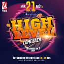 971 - 21/08 - HIGH LEVEL COME BACK