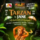972 - 15/02 - Tarzan & Jane : Le Kamasutra de la Jungle @ Domaine De L'oasis