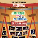 971 - 28/02 - Spectacle Traditionnel de Gwoka @ Salle Robert Loison