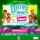 ANNULE - 973 - 31/01 - Drive Comedy Sosh - Episode 3 @ Parking Hyper U Cayenne