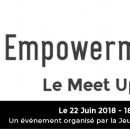 22/06 - Meet Up ''Empowerment & Lifestyle