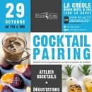 29/10 - Cocktail Pairing @ La Créole Beach Hôtel