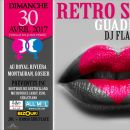 30/04 - RETRO SI TOL Edition Zouk Dating @ ROYAL RIVIERA
