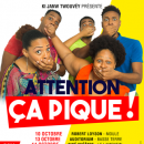 03/11 - ''ATTENTION CA PIQUE'' Par KI JANW TWOUVEY @ Salle George Tarer