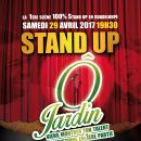 29/04 - Stand Up Ô Jardin - Guests : Gustave Parking, Patrice Turlet & Surprises